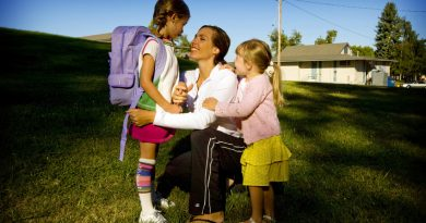 my best parenting advice 1st day of school